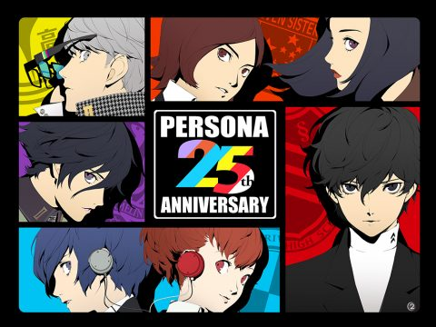 Persona Series Opens 25th Anniversary Site, Teases Seven Projects