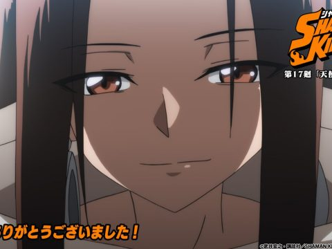 Shaman King Anime to Take Two Weeks Off During Olympics