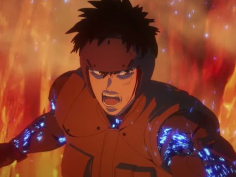 Spriggan Anime Postponed to 2022 to Improve Quality