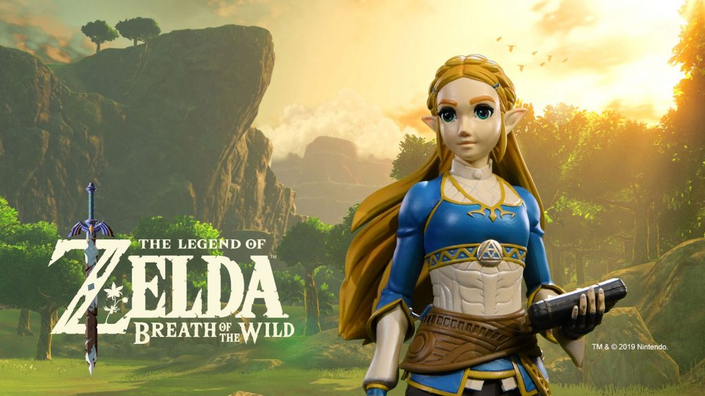Man Arrested For Modifying The Legend of Zelda: Breath of the Wild