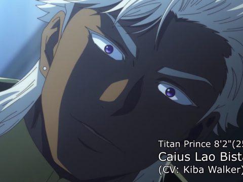 The Titan's Bride Boys' Love Anime's English Dub Trailer Revealed