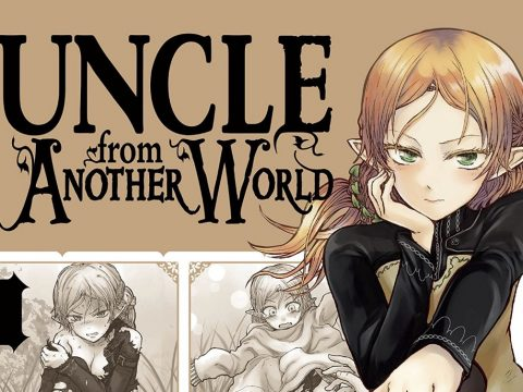 Uncle from Another World Anime Reveals First Key Visual