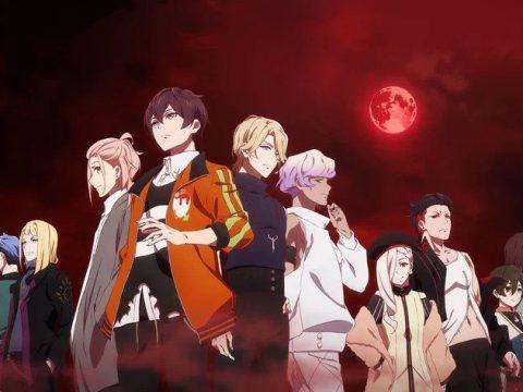 Trailer Drops For Visual Kei Vampire Anime Visual Prison