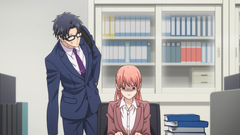 Wotakoi: Love is Hard for Otaku Announces Spinoff Manga