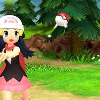 New Trailers Highlight Pokémon Diamond and Pearl Remakes, Arceus Game
