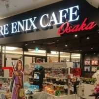 The Square Enix Café in Osaka Will Have Its Last Day on August 31