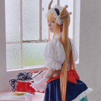 Enako Dragon Maid Cosplay Causes Controversy