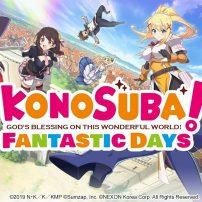 KonoSuba: Fantastic Days Game Brings the Anime to Life!