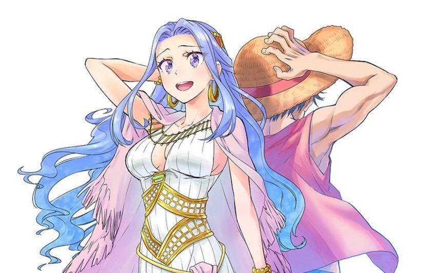 Nisekoi Author Illustrates One Piece Spin-Off Manga