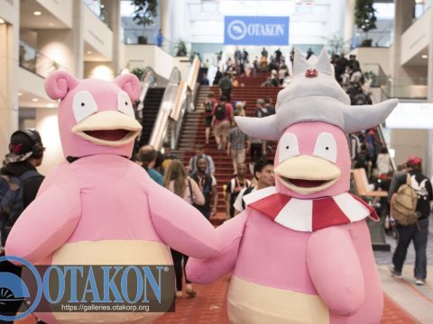 Otakon's Return to In-Person Con Attracted 25,543 Attendees