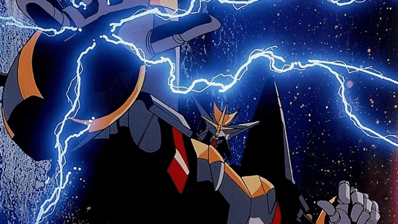 The mighty Gunbuster