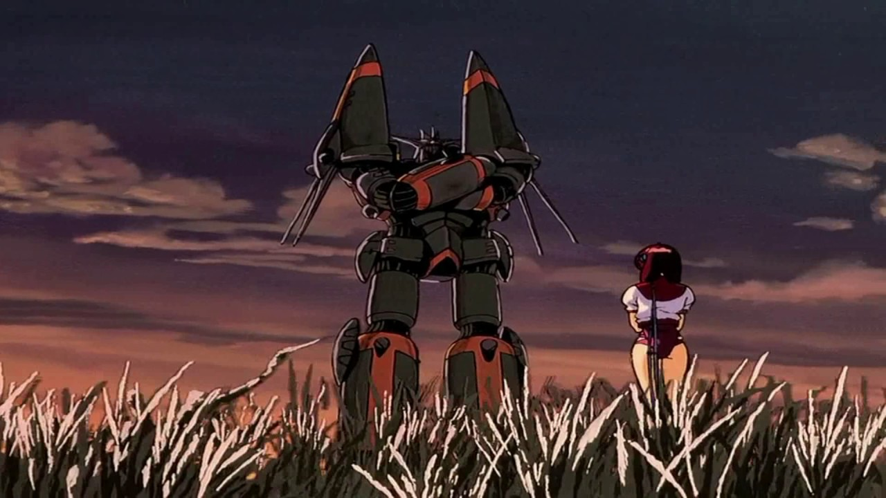 Gunbuster is coming to Blu-ray!