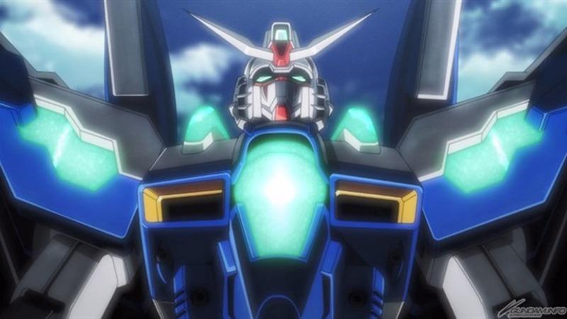 from Gundam Breaker Battlogue