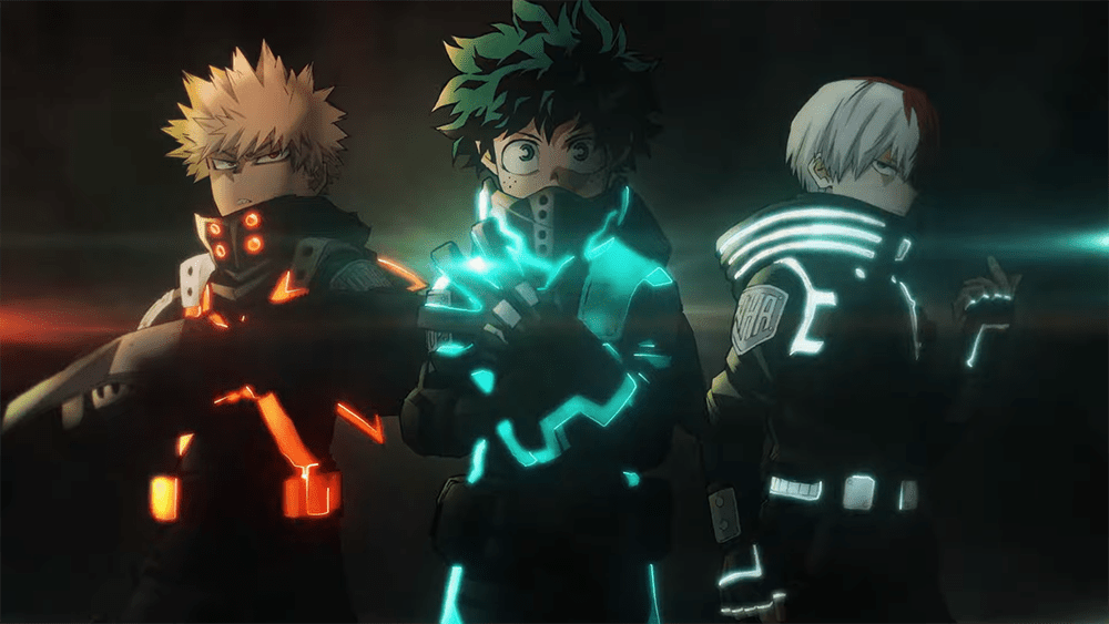My Hero Academia Reminds Us: We're Lucky to Have Anime in Theaters