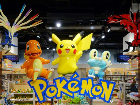The Pokémon Center Is Just One Way the Games Snuck Into Our World