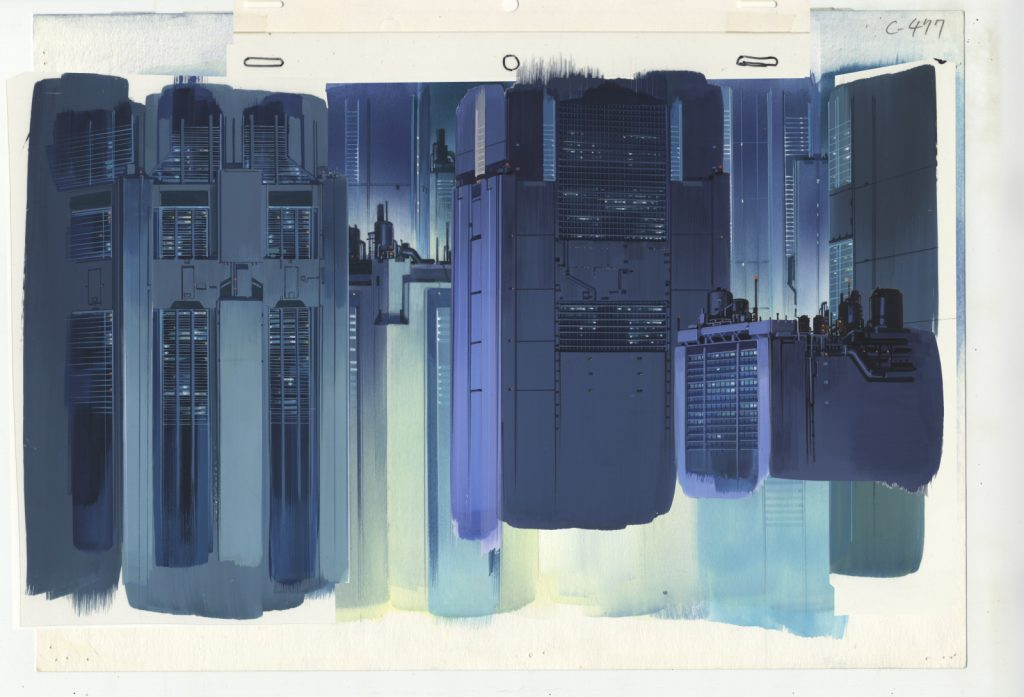 Anime Architecture Book Collects Anime's Sci-Fi Megacities [Interview]