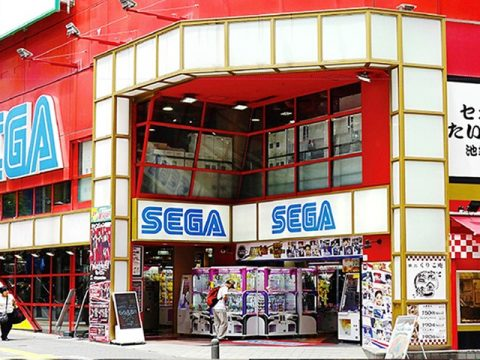 Sega Ikebukuro GiGO Arcade Is Shuttering Next Month
