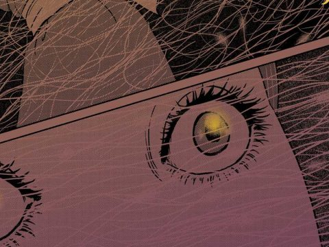 Junji Ito Didn't Know the End of Sensor As He Was Working on It