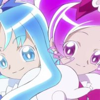 Tropical-Rouge! PreCure Movie Trailer Brings Heartcatch Girls Back for More