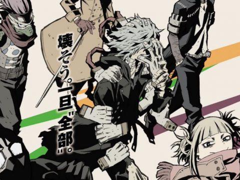 Anticipated My Villain Academia Arc Teased in Latest Anime Visual