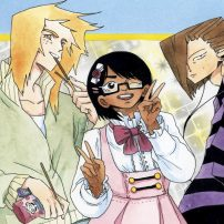 INTERVIEW: Alissa Sallah on Her New Comic Weeaboo, Fandom Backlash, and Growing Up on Anime