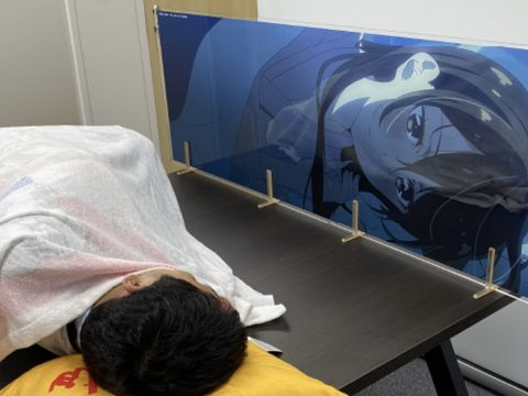 Sleepy, Life-Size Chizuru from Rent-a-Girlfriend Now Up for Grabs