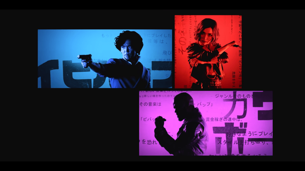 Netflix's Cowboy Bebop Opening Has Some Cool Surprises