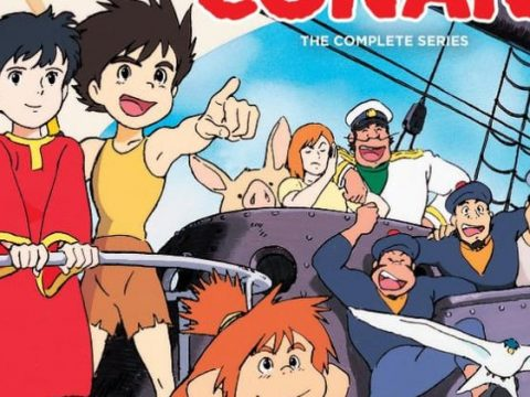 Future Boy Conan Lines Up English Dub Cast for 4K Blu-ray