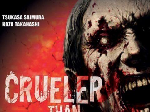 Crueler Than Dead Is a Visceral Zombie Manga