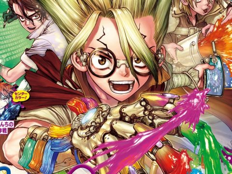 Dr. STONE Manga Takes a Week Off for Further Research