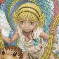 Kentaro Miura and Studio Gaga's Duranki Manga Has Ended