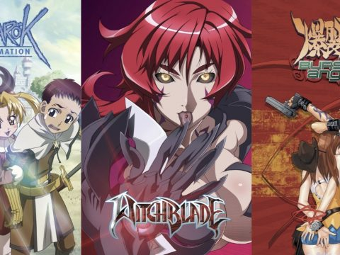 Funimation Streams RAGNAROK and Other Gonzo Anime for Free