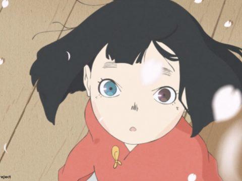 New Science SARU Anime from Director Naoko Yamada Revealed