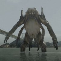 Kanmon Straits' Giant Monster Tourism Video Watched 350 Million Times