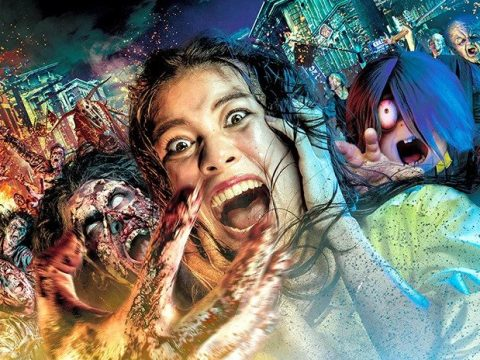 Universal Studios Japan Getting a Gegege no Kitaro Haunted House