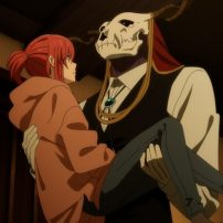New The Ancient Magus' Bride OAD Reveals Visual