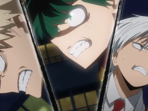 My Hero Academia Season 6 Officially in the Works