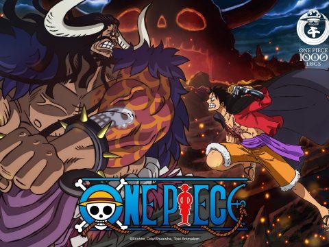 One Piece Episode 1000 Teaser Art Revealed