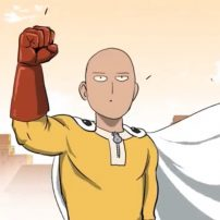 One-Punch Man Artist Whips Up Incredible Animation for Fun