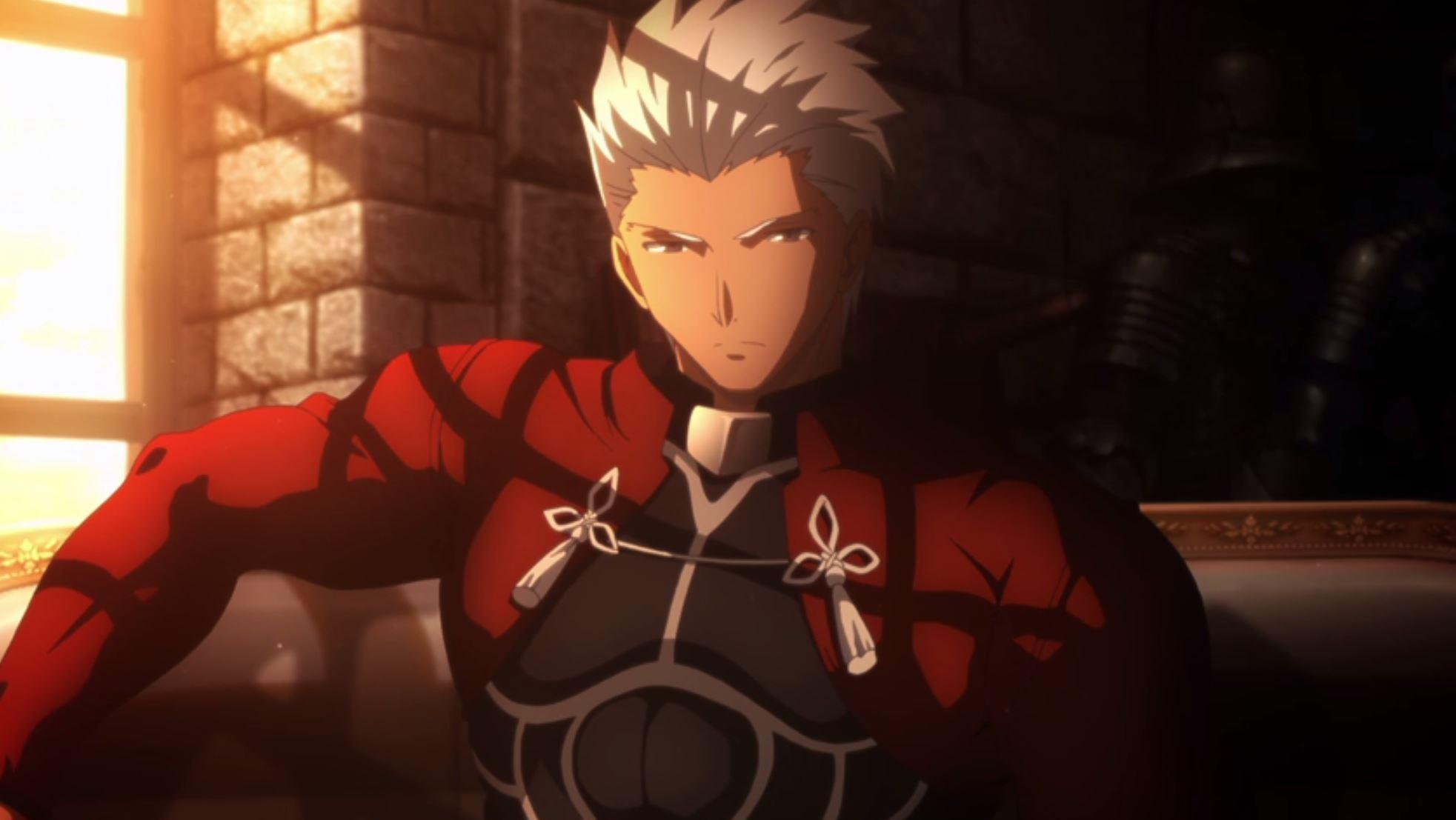 Archer, Fate/stay night