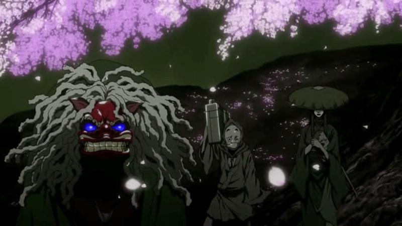 Michael, Bin, and Tomoe