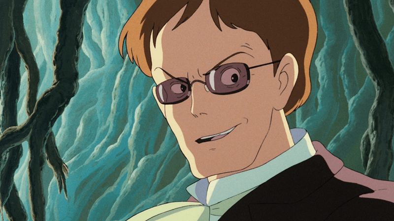 Mark Hamill brings his versatile voice to the world of anime