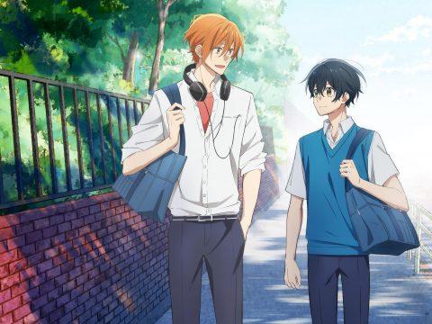 Sasaki and Miyano Anime Lands January 2022