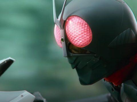 Hideaki Anno's Kamen Rider Film Gets Nostalgic in First Trailer