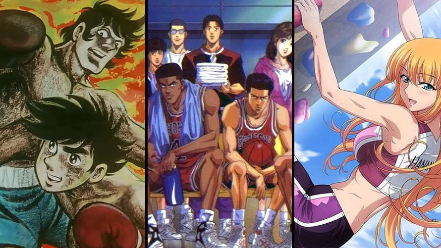 What's Your Favorite Sports Anime? Vote Here!