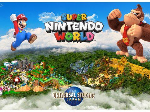 Super Nintendo World Getting Huge Donkey Kong Section
