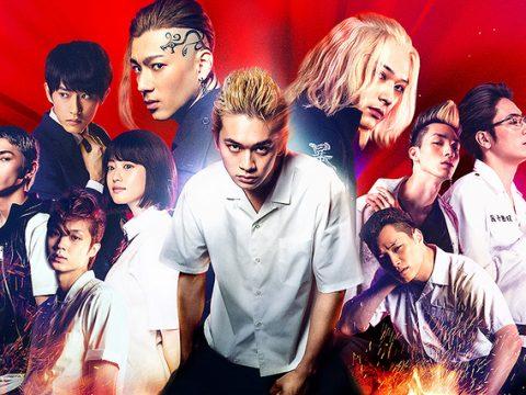 Tokyo Revengers is Japan's Highest-Grossing Live-Action Film of 2021