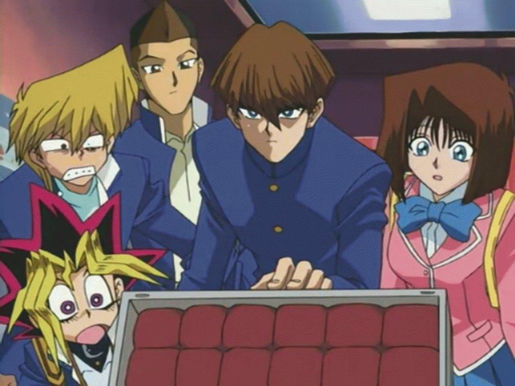 yu-gi-oh! briefcase