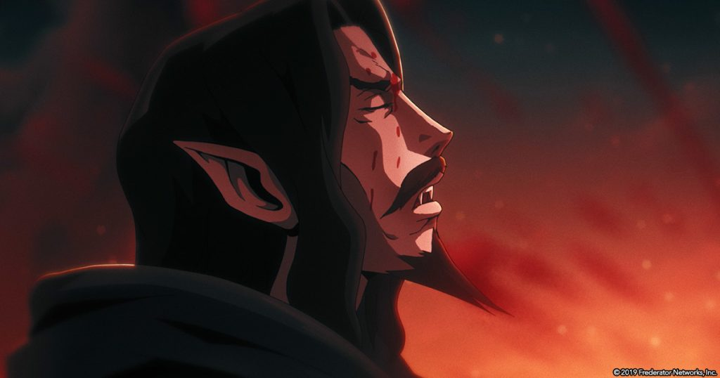 Castlevania Animated Series Adds Nuance to Dracula's Vengeful Mission