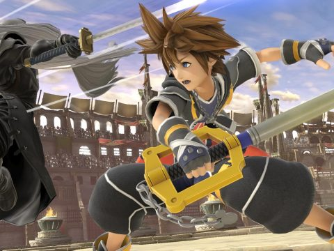 Sora from Kingdom Hearts is Smash Bros. Ultimate's Final Fighter